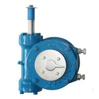 China worm drive actuator fo ball valves and butterfly valves ,manual quarter turn gear box on sale