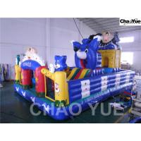 Quality Fun Haier Brother Inflatable Amusement Park(CYFC-07) wholesale