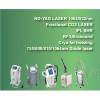 Quality Multifunctional Fractional Co2 Laser Scar Removal Machine For Whole Body  Skin Tightening wholesale
