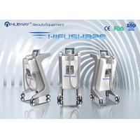 Quality Men High Intensity Focused Ultrasound Machine , Vertical Ultrasound Slimming Machine wholesale