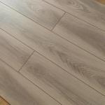 Quality Shandong Unilin Click 7mm grey MDF HDF easy living laminate flooring wholesale