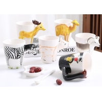 Quality 450ml Ceramic Reusable Coffee Cup wholesale