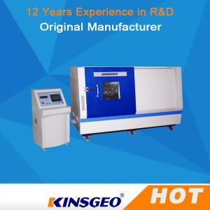 Quality Electromagnetic Servo Valve Control Battery Testing Machine 12v 12ah wholesale