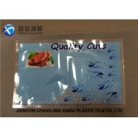 Quality Nylon / PE Space Saver Sea Food Vacuum Bags for Packing Customized wholesale