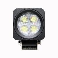 Cheap 4x3W Car Accessories Led Off Road Driving Lights 12V 2.5inch Mini Square Shaped for sale