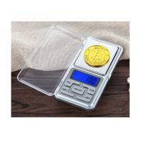 China Precise weighing Balance Weight Medical Pocket Scale 100g-500g Accuracy 0.1g/0.01g 2*AAA batteries LCD With BackLight on sale