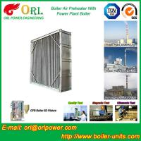 Quality Coal Fired Boiler Air Preheater 10 Ton - 1000 Ton Corrosion Resistance wholesale