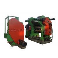 Quality Three Four Roll Rubber Calender Equipment , Rubber Calender Press Machine wholesale