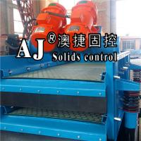 hot sales china drill oil equipment high efficient linear double layer shale