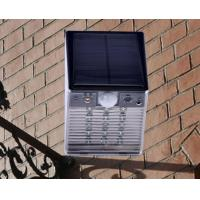 China Solar PIR Outdoor Ip Security Camera , Wide Angle Wireless Hd Security Cameras IP66 on sale