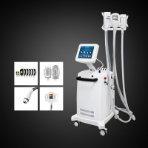 China Cryomax Cryolipolysis Cavitation Biopolar RF Lipolaser 4 In 1 Body Sculpting Machine on sale