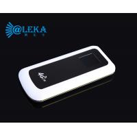 Cheap durable powerbank router super long standby time 4G LTE pocket mifi router for sale