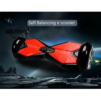 "China New products 2015 2 wheel 10"" electric scooter with 35-40KM distance range, can folded into car truck sunnywalk on sale"