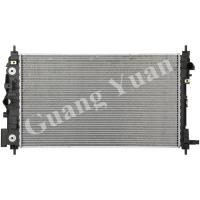 Quality High Heat Transfer 1 Row Aluminum Radiator For Chevrolet Impala DPI 13366 wholesale