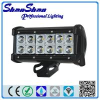 Quality 3D optical Cree LED light bar cree/offroad driving lamp led light bar wholesale
