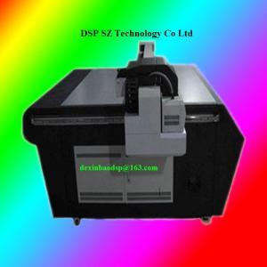 China wide format high speed digital flatbed  uv printer price on sale