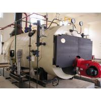 Cheap Three Pass Condensing Oil Heating Steam Boilers , Electric Or Natural Gas Boiler for sale