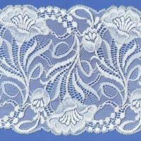 Quality Knitted Lace with 17cm Width, Ideal for Women