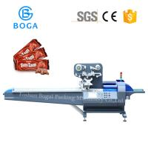 China 220V Chocolate Packing Machine / Chocolate Bar Wrapping Machine Multi Function on sale
