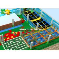 Quality Gymnastic Attractive Trampoline Exercise Equipment Fun Exciting Solid Wood Bridge wholesale