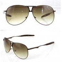 Cheap Fashionable Ladies Round Metal Frame Sunglasses With CR39 Lens for sale