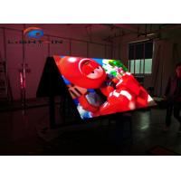 Buy cheap Outdoor Full Color LED Display Advertising Double Sided screen IP67 led Sign from wholesalers