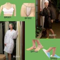 Buy cheap Disposable Briefs, Brassiere,Beauty Gown from wholesalers