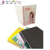 China A5 PU Leather Daily Weekly Custom Planner Printing Service Thread Sewing Binding for sale