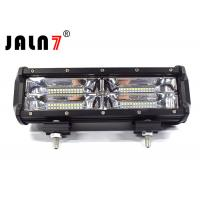 China 9 Inch 144W Waterproof Auto Led Light Bar / Led Light Bar Driving Lights on sale