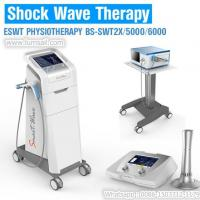 Quality Physiotherapy ESWT Shockwave Therapy Machine , Shockwave Therapy For Kidney Stones wholesale