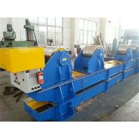 CE 40 T Bolt Adjustment Pipe Supports Stands With Steel Material Rollers Wireless Control Box