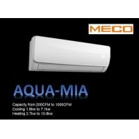 China 400CFM Chilled Water Hydronic Fan Coils Wall Mount Type 970 X 315 X 235mm on sale