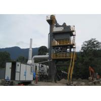 Quality 100TPH Complete Set Stationary Asphalt Mixing Plant with Vibrating screen wholesale