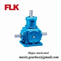 China China Manufacturer Spiral Bevel Steering Electric Motor Reductor on sale
