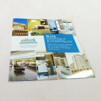 Quality Listed Company Catalogue / Booklet / Brochure Printing Services 128 / 157 gsm Matt wholesale