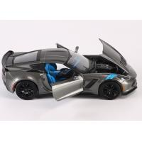 Cheap Zinc Alloy Metal DIY Craft Gifts 1/24 Proportion Car Simulation Model For Kids for sale
