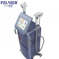 Quality Portable Permanent Hair Removal Laser Machine , Laser Depilation Machine For Salon wholesale