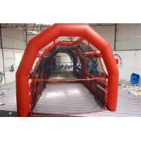 Quality Mobile Adults Inflatable Batting Cages Club For Relaxing wholesale