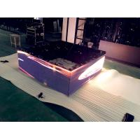 Quality 90 Degree Shopping Cube LED Display , 4.8mm Outdoor Advertising Display SMD2727 wholesale