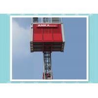 Quality Man Material Construction Hoist Elevator With 2000kg Load Capacity wholesale