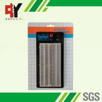 Quality Clear ABS Plastic Solderless Breadboard with 2 Binding Posts wholesale