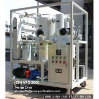 Quality Insulation Oil Filtering Device (VFD, VF) wholesale