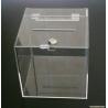 Buy cheap Acrylic Donation Box from wholesalers