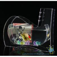 Quality Wedding decoration small acrylic fish tank wholesale