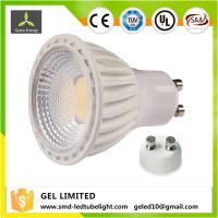 China GU10 LED Bulbs 35W halogen Bulbs Equivalent 5W 350 lumens Non-Dimmable 90 Beam Angle on sale