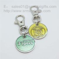 glass enamelled metal coins