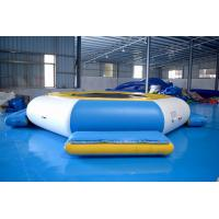 Cheap Giant Inflatable Water Toys Game / Inflatable Outdoor Water Theme Park for sale