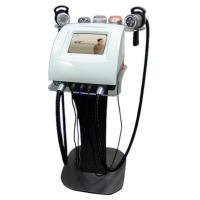 Quality 3 in 1 Cavitation + RF + vacuum slimming machine for facial treatment wholesale
