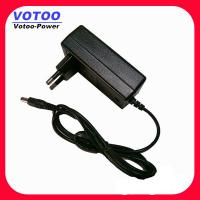 Quality 15 Watt 2 Pin Wall Mount 5V 3A AC DC Power Adapter For Set Top Box / POS Adapter wholesale