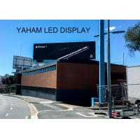 Buy cheap Outdoor Full Color LED Display YAHAM product